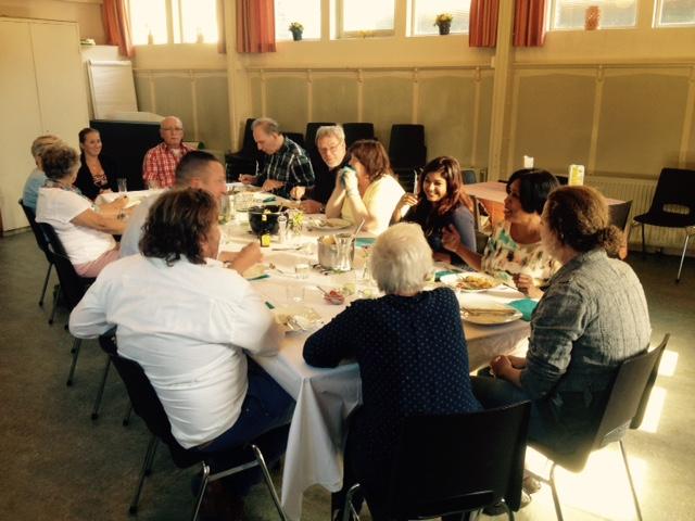 Restaurants In Huizen : Eten bij de brug de brug huizen